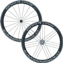 CAMPAGNOLO BORA ONE 50 DARK LABEL WHEELS - CLINCHERS